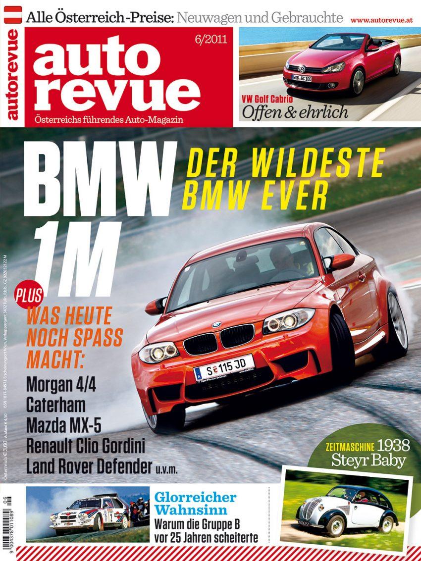 Autorevue Magazin-Archiv: Ausgabe 06/2011