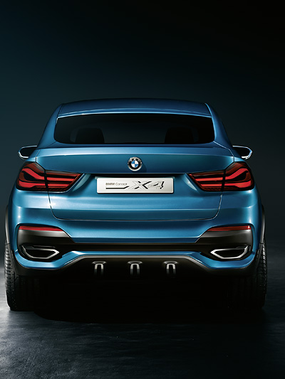 BMW X4 Sports Activity Vehicle SAC X6 X3 X5