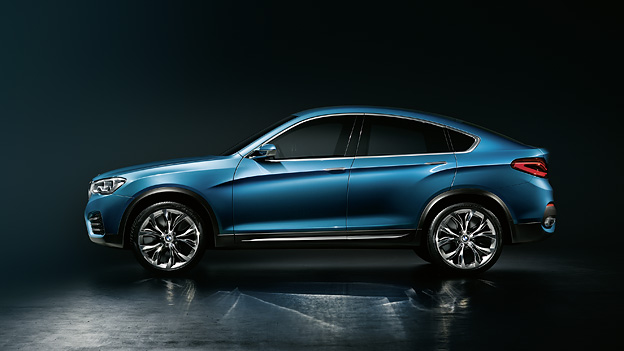 BMW X4 Sports Activity Vehicle SAC X6 X3 X5