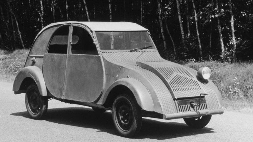 Citroën 2CV: Sozialer Aufstieg [Modellgeschichte]