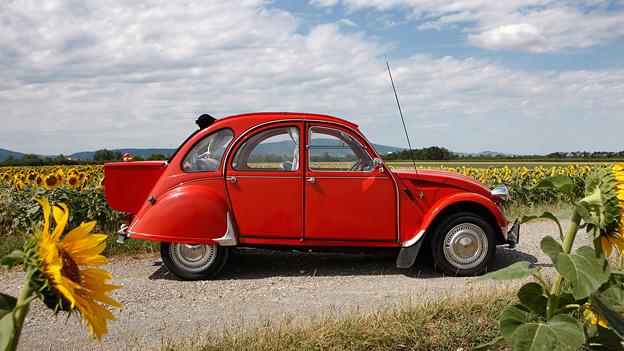 Citroën 2CV Oldtimer Kaufberatung. Quelle. Andreas Riedmann