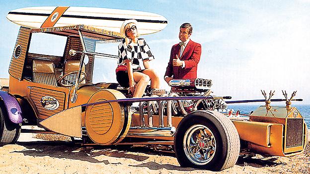 Das Cabrio-Coupé-SUV-Crossover ist nur noch eine Frage der Zeit