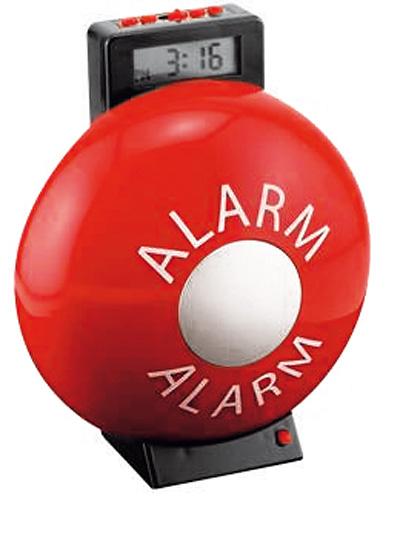 Alarm im Auto