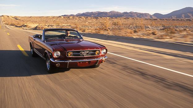 Demokratisierte 1964 den Speed.