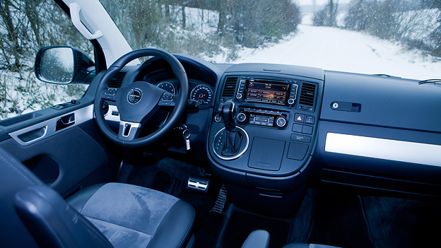 MTM T500 VW Multivan Tuning Interieur