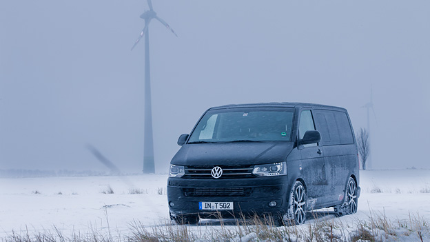 MTM T500 VW Multivan Tuning stat voli