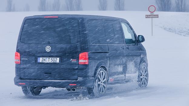 MTM T500 VW Multivan Tuning dyn hire