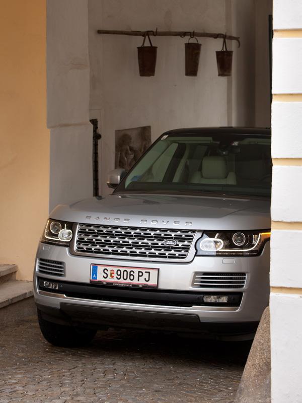 Range Rover SDV8