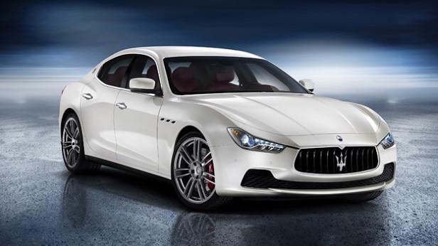 Maserati Ghibli SHanghai Quattroporte