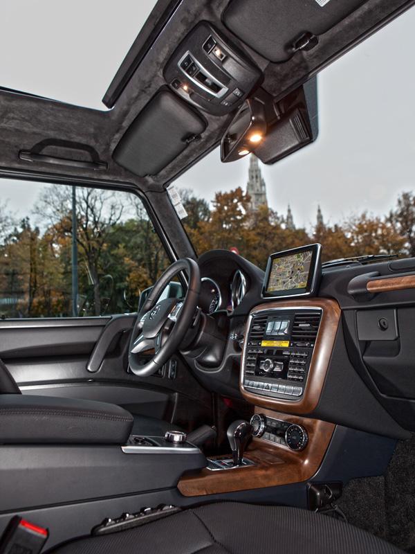 Mercedes G350 BlueTec