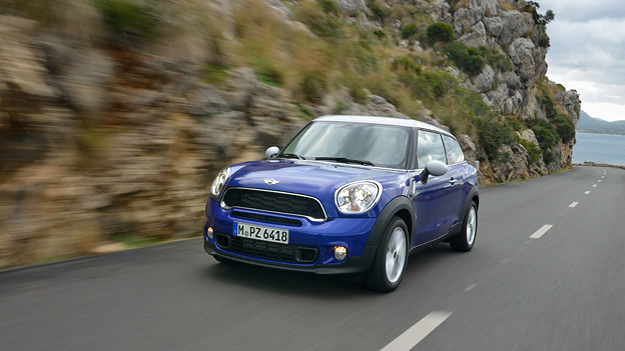 Mini Paceman Coupe Cooper S SD
