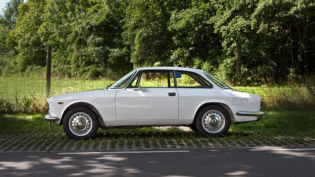 Alfa Romeo Bertone Oldtimer Kaufberatung. Quelle: Andreas Riedmann