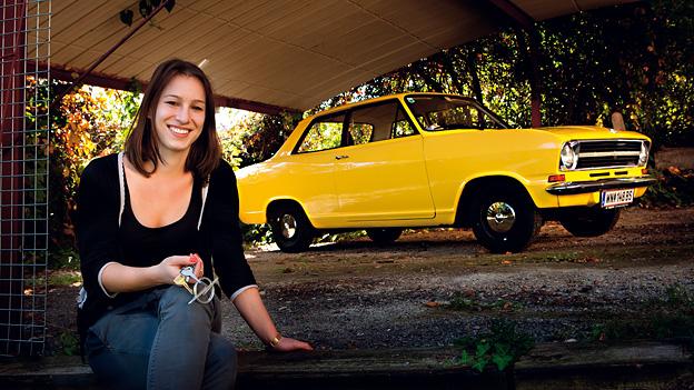Opel B-Kadett Oldtimer Gebrauchtwagen Generation Drivestyle