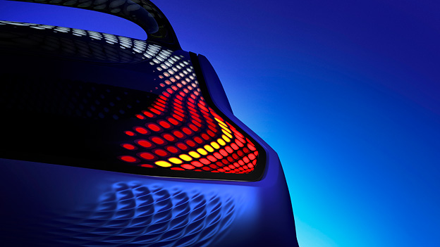Renault Twin'Z Detail