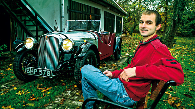 Rover P4 Oldtimer Gebrauchtwagen Generation Drivestyle