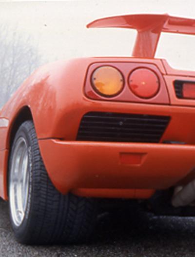 Ganzer arg: Lamborghini