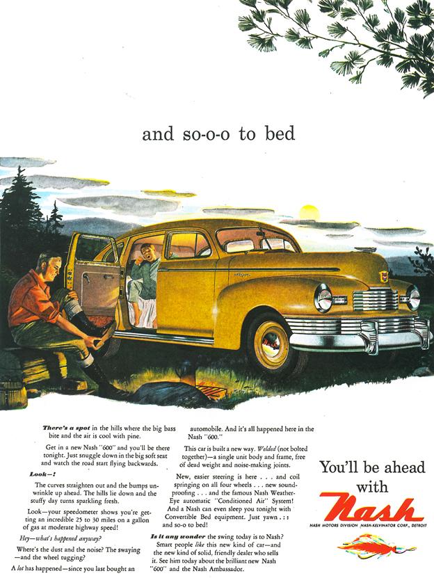 1947 - Nash 600