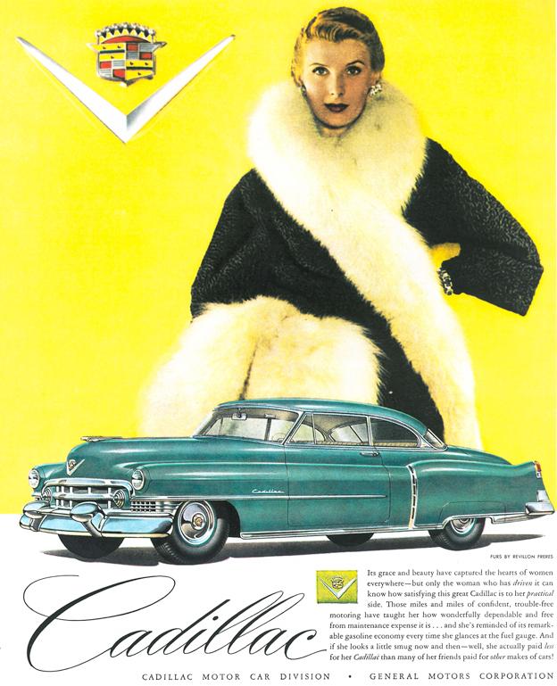 1951 - Cadillac DeVille Coupé
