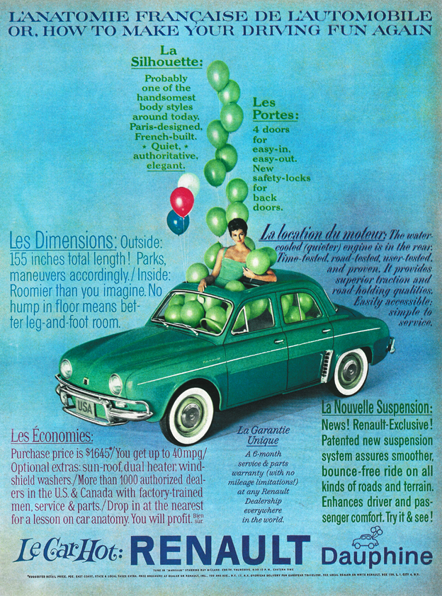 1960 - Renault Dauphine