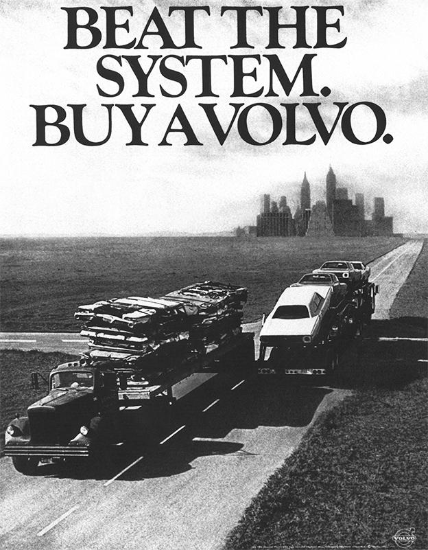 1971 - Volvo Werbung
