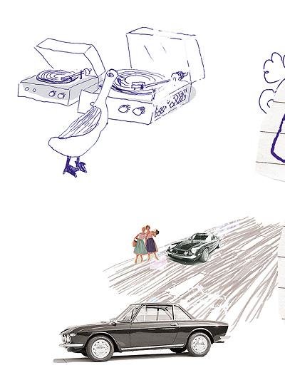 Frühmotorisierte Geschichten Aus der Provinz David Staretz Essay Wie ich das Auto lernte Autoliebe