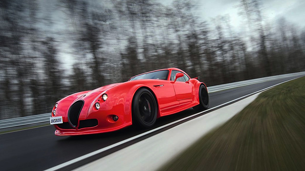 Wiesmann MF4 Clubsport CS Gecko Dülmen Sportwagen Supersportler