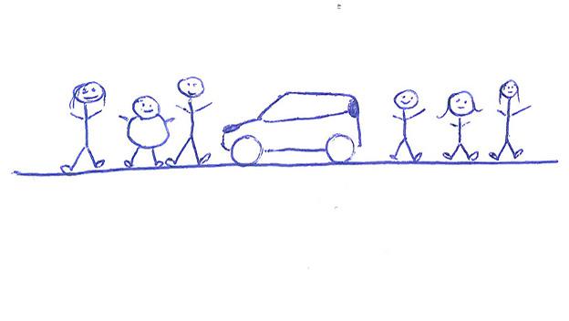 Carsharing Aufmacher