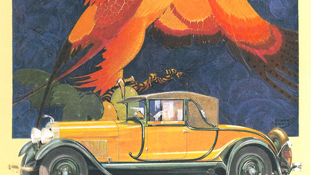 1928 - Lincoln Club Roadster