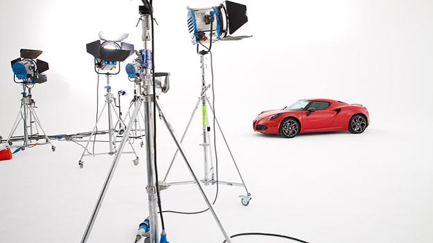 Stückzahlen wird Alfa Romeo mit dem 4c nicht machen.