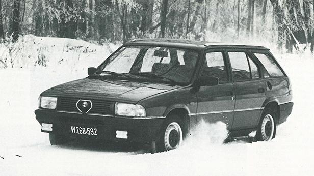 Alfa 33 4x4 Kombi