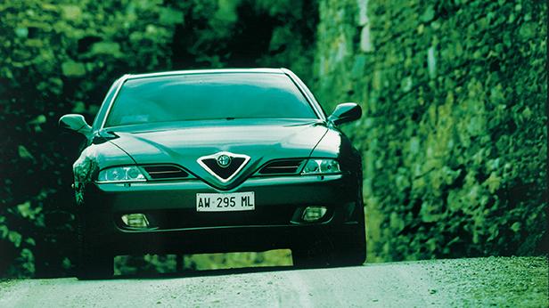 Der Liebhaber - 15.000 km im Alfa Romeo 166