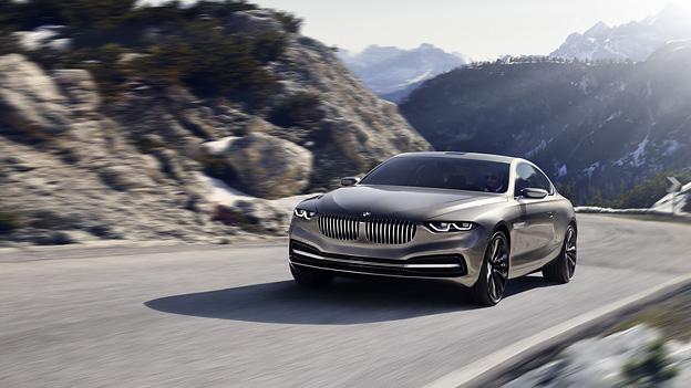 Der 7er hat ein Proble, das BMW Gran Lusso Coupé könnte es lösen.
