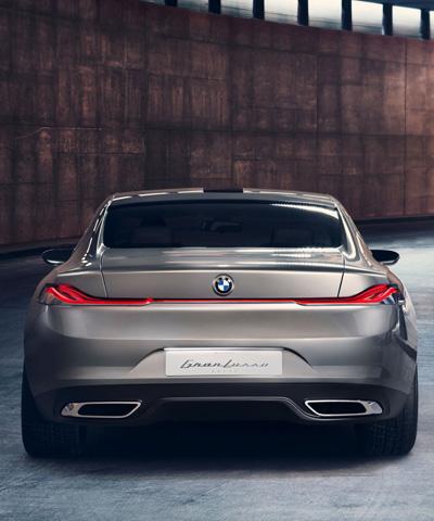 BMW Gran Lusso Coupé - Pininfarina ist noch da. Oder wieder.