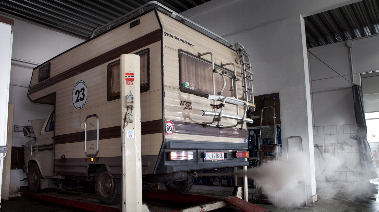 Ford Transit MkII Arca 1