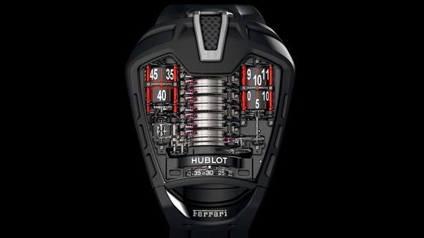 Hubolt MP 05 La Ferrari - Das Meisterstück