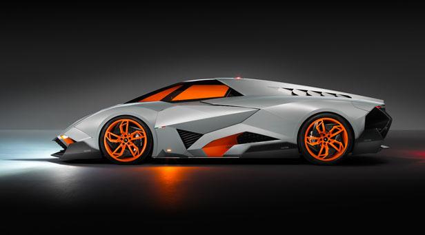 Lamborghini Egoista statisch links