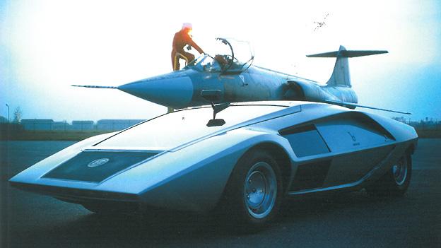 Lancia-Stratos-Zero-1970