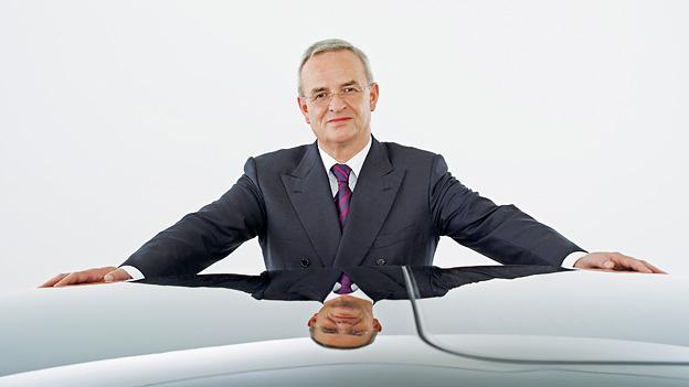 Martin Winterkorn und die Freude über Betriebsrenten.