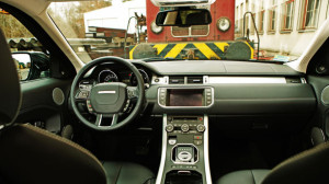 Range Rover Evoque Dauertest Interieur