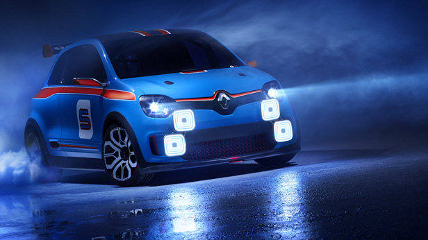 Renault Twin'Run statisch vorne rechts