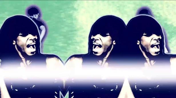 Santigold Big Mouth Video Still