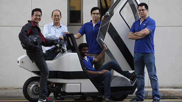 VOI Scooter Elektroroller alternativer Antrieb Elektromotor Lithium Ionen Akku