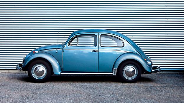 Trotz guter Ersatzteillage: auch einen VW Käfer kauft man nicht übereilt.