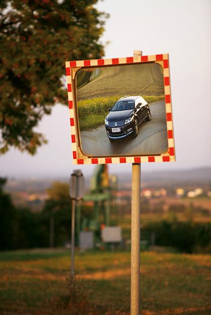 VW Passat Variant Dauertest verzerrt