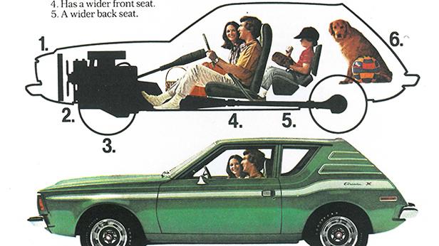 1973 - AMC Gremlin