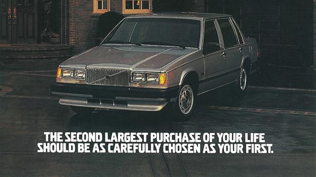 1987 - Volvo 740