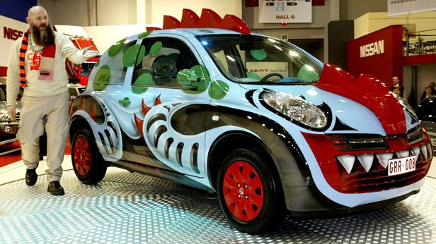 Nissan Micra von Beirendonck