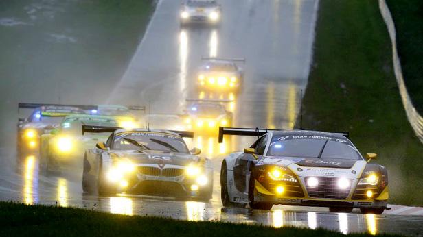 24 Stunden Regen am Nürburgring