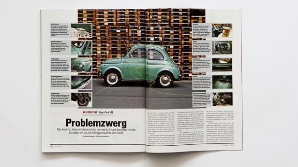 Autorevue Magazin-Archiv: Ausgabe 07/2013