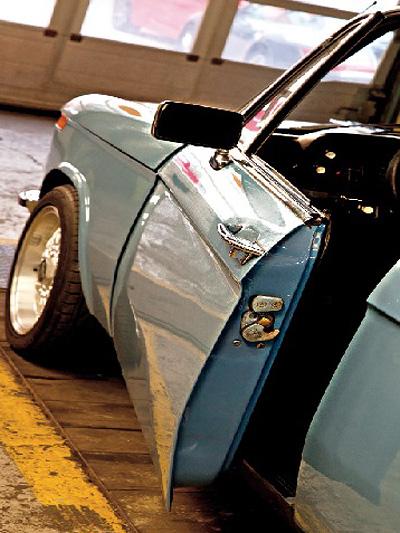BMW 1502 Generation Drivestyle Oldtimer